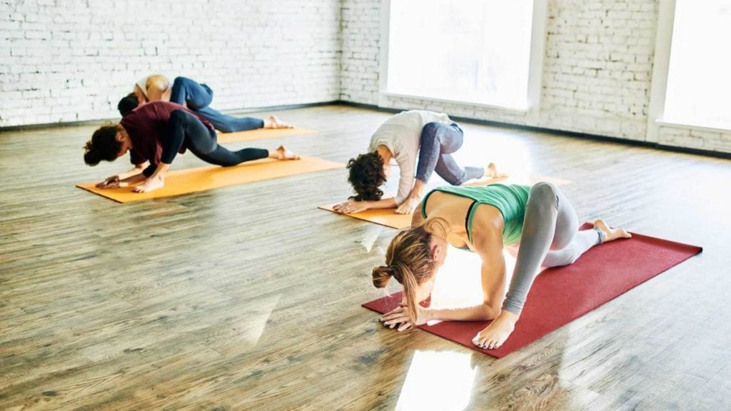 Yoga and Meditation Practices