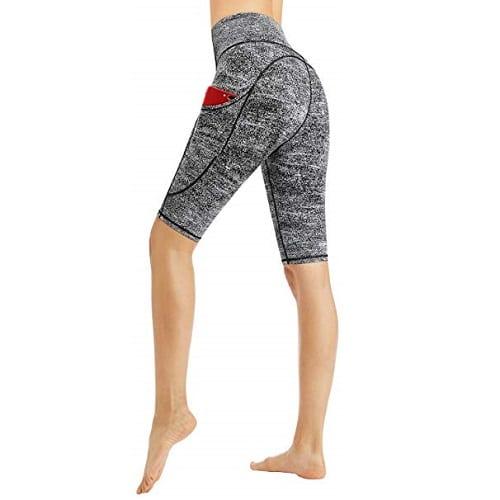 THE GYM PEOPLE Thick High Waist Yoga Pants