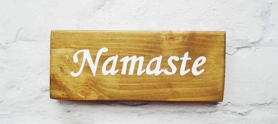 Namaste Word
