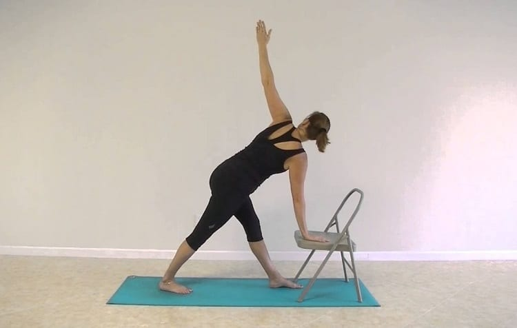 Yoga With Chair