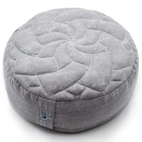Zenjara Zafu Yoga Meditation Cushion