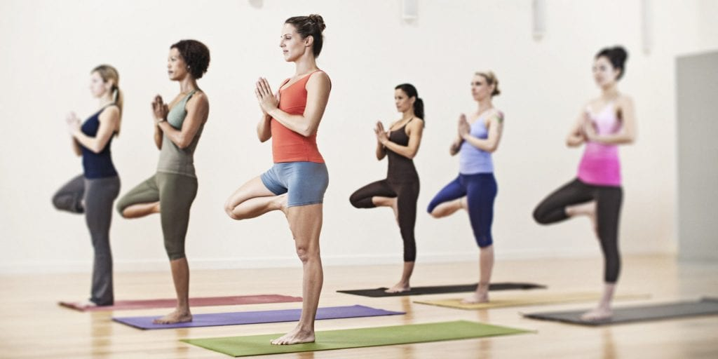 Yoga Bodies