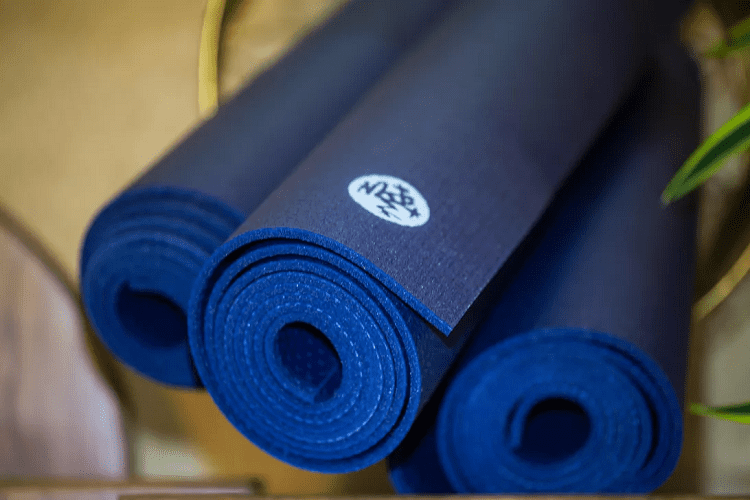 Three Yoga Mats